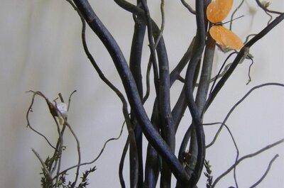 Árbol de los deseos, una idea decorativa y natural