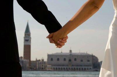 I 6 migliori atelier da sposa a Venezia