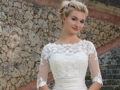 Hochzeitskleider von Sincerity 2016: romantische und elegante Kreationen!