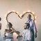 Décoration de mariage avec des coeurs - Tacoma Wedding