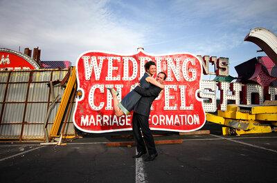 Wild und romantisch: Die spontane Hochzeit im Ausland