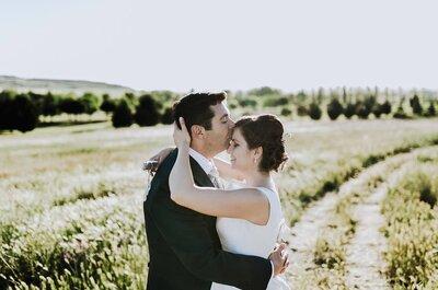 10 cosas que a tu novio le gustaría tener en vuestra boda (¡pero que no te contará!)