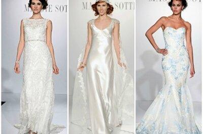 Maggie Sottero Spring 2014 Bridal Collection, per la sposa che vuole essere protagonista!
