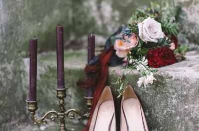 7 хитростей, чтобы выбрать идеальные туфли на свадьбу и чувствовать себя комфортно!