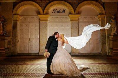 Los 8 errores más comunes de las novias en el día de su boda. ¡Que no te pase!
