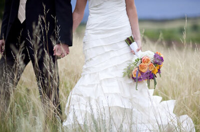 Eco-friendly wedding dresses for the green bride