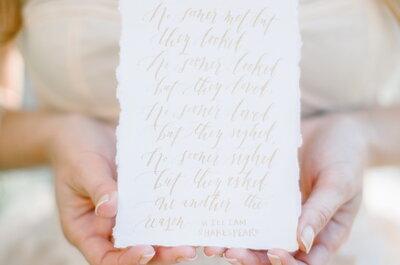 O que escrever no cartão do presente de casamento? Dicas inspiradoras!