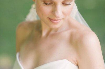 So kombinieren Sie Brautfrisur und Braut-Make up miteinander