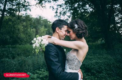 Wiosenne zdjęcia ślubne - poznaj 40 najpiękniejszych!