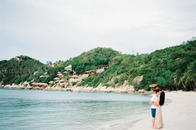 Lua-de-mel a 3: você, a sua cara-metade e o seu fotógrafo: 5 razões para investir nesta love session