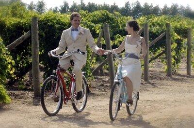 7 consejos para una boda sostenible y ecológica