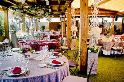 Déjate enamorar con una boda celebrada en un viñedo de la sierra madrileña