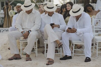 5 invitados a tu boda... ¡y sus móviles!