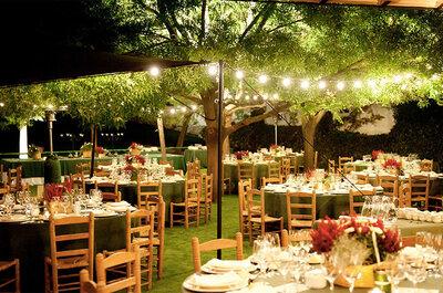 10 ideeën om je bruiloft te verlichten, op en top romantisch!