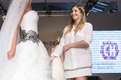 Vestidos de noiva Carol Hungria no Bride style 2013