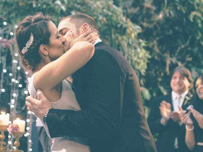 Casamento rústico chique de Ana Luiza e Wilson: detalhes íntimos e maravilhosos!