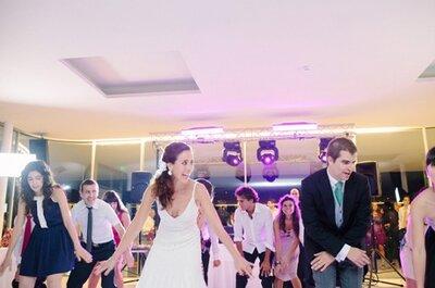 Música para o casamento III: A primeira dança
