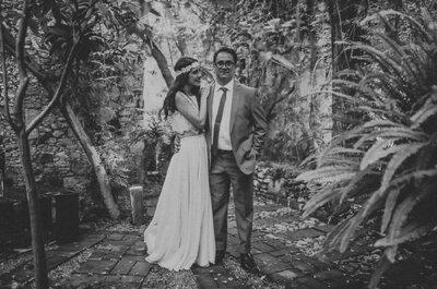 Almas gemelas para siempre: La boda de Nadia y Alex