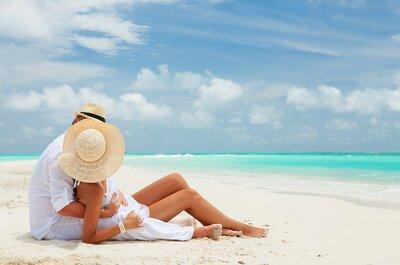 Top 5 destinations for a winter honeymoon