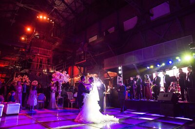 La máxima calidad en la música de tu boda, ¡que comience la fiesta!