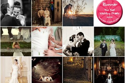Vote na melhor foto de casamento do mundo 2012