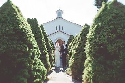 Hochzeitsfest in der deutsch-amerikanischen Mavuno-Kirche in Berlin Lichterfelde