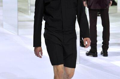Moda męska od Dior na sezon letni 2014