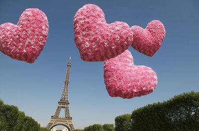 Sua lua de mel em Paris com o melhor custo benefício e tudo que os noivos merecem!