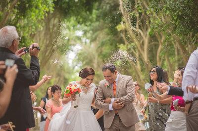 Todo surgió en Panamá… La historia de amor de Claudia y Julio
