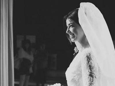 È lei la sposa più bella secondo i lettori di Zankyou!