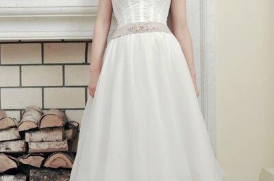 Kolekcja sukien ślubnych Angel 2012