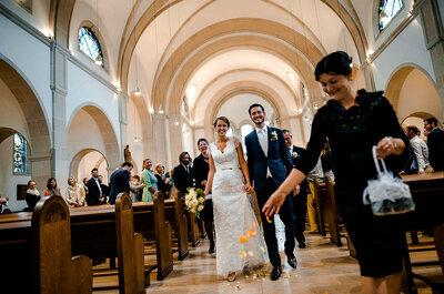 15 Stücke der klassischen Musik, die bei einer religiösen Hochzeitszeremonie unverzichtbar sind