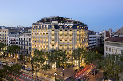 Majestic Hotel & Spa: the perfect location for a luxurious wedding in Barcelona