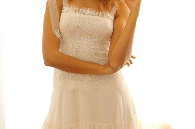 Come scegliere l'abito da sposa che mi valorizzi al meglio? 3 tips da non perdere