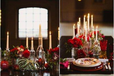 Decorazioni natalizie per matrimonio: più magia per le tue nozze