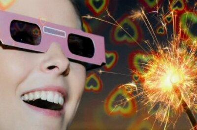 Verzaubern Sie Ihre Gäste auf der Hochzeitsfeier mit der Rosabrille