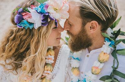 Cómo tener una boda diferente: ¡los mejores consejos de las wedding planners!