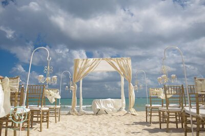 Tu boda en Playa del Carmen: 5 Razones por las que Paradisus será tendencia en 2016