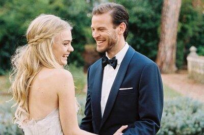 Чувственные, естественные и эмоциональные: такими должны быть фотографии с вашей свадьбы!