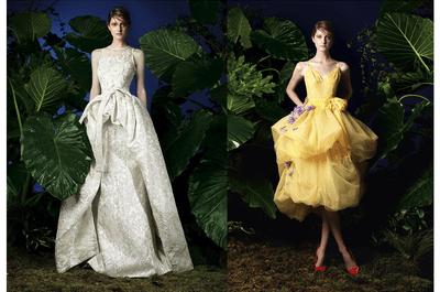 Magia y moda: Vestidos de fiesta 2014 de YolanCris