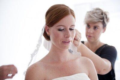 Professionele bruidshaarstyliste Lonneke vertelt!