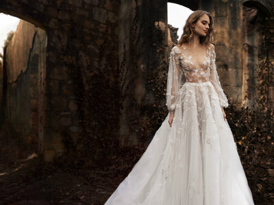 Paolo Sebastian 2015-16 Spring/Summer Couture: Nightingale Collection