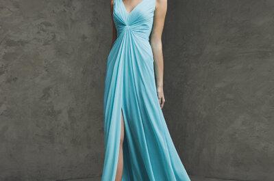 Mistrzowie sukienek koktajlowych w kolorze niebieskim 2016! Idealne dla Ciebie!