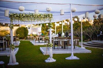 Top 5 wedding banquet halls in Bengaluru