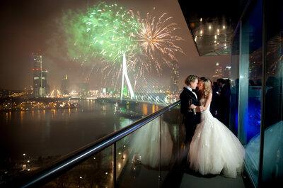 De beste en mooiste trouwlocaties van Rotterdam!