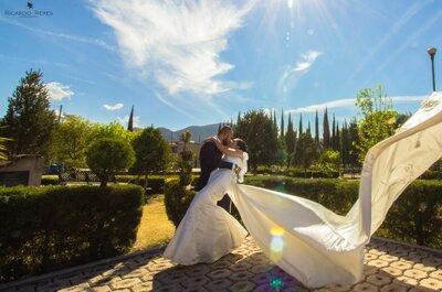 Las fotografías de tu boda deben de ser únicas ¡Descubre cómo puedes obtenerlas!