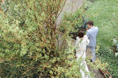 Входновение Италией: романтичная свадебная фотосъемка в Крыму
