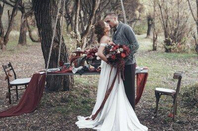 Цветочная красота: флористы Good Wings знают как создать свадьбу мечты!