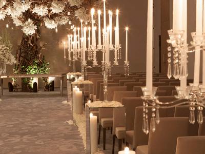20 de los mejores hoteles para boda en México, DF: Lujo y distinción al por mayor