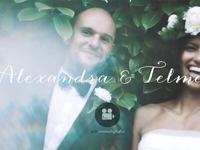 Real Wedding: Alexandra +Telmo: A Testament to Patience being a Virtue!